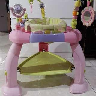 Bright Start Bounce Baby Activity Jumper (Preloved)