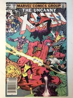 Uncanny X-Men # 160