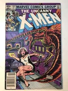 Uncanny X-Men # 163