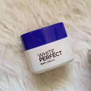 L'oreal White Perfect Day Cream SPF 17PA++