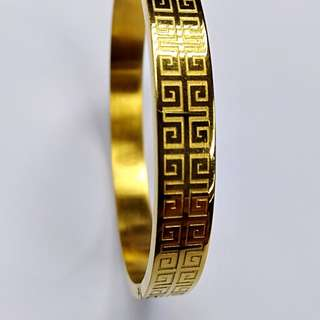 Gold Cartier Type