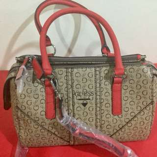 Guess tote bag with sling