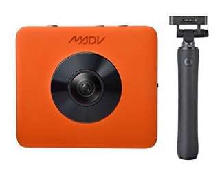 Madventure 360 Action Camera