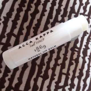 Authentic Acca Kappa Lip Balm