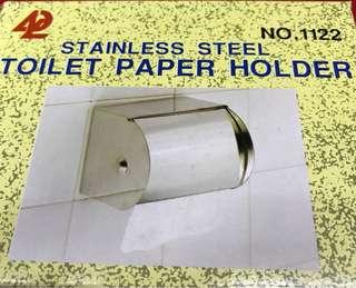 Toilet Paper Holder(stainless steel)