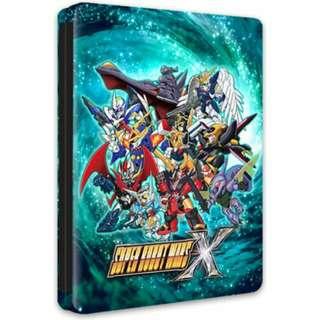 Super Robot Wars X Steelbook edition