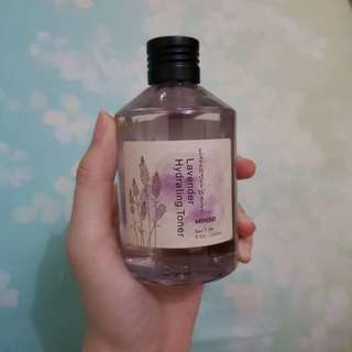 Miniso Lavender Hydrating Toner