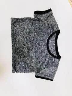 Crop active wear