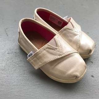 Toms baby toddler shoes for boy or girl