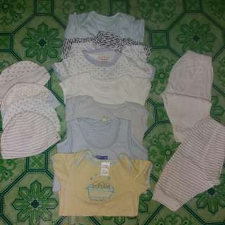 Take all  GUC BABY CLOTHES