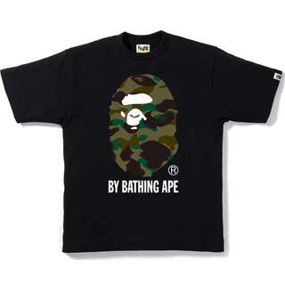 BAPE 1ST CAMO BY BATHING TEE MENS