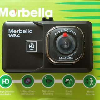 Original New Car Recorder Marbella VR4