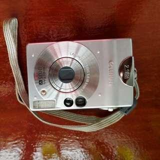 Canon Camera Digital Ixus V