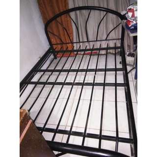 Double Sized Metal Bed Frame