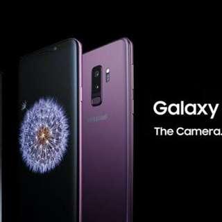 Samsung galaxy s9+ cicilan tanpa kartu kredit,praktis dan cepat