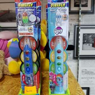 FIREFLY TOOTHBRUSH