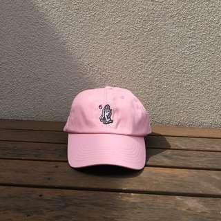 Drake 6 God cap pink