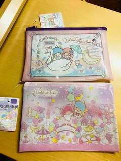Little Twin Stars 化妝袋/筆袋/小袋子