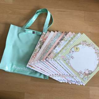 🆕 12x12 Scrapbooking Papers + FOC Bag