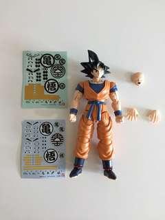 Bandai Master Grade Dragonball Goku