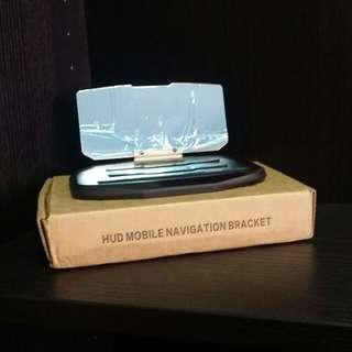 HUD Mobile Mavigation Bracket