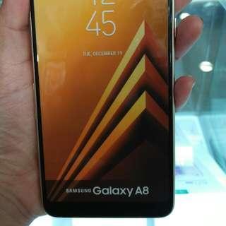 Samsung Galaxy A8 Bisa cicil tanpa kartu kredit proses 3 menit