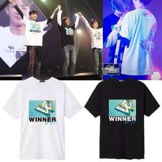 Preorder - WINNER Tshirt *S-3XL* exc.pos