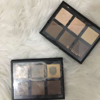 2 for 50$ Anastasia Beverly Hills cream contour palettes