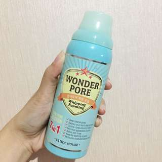 Wonder Pore Whipping Foam 7 in 1