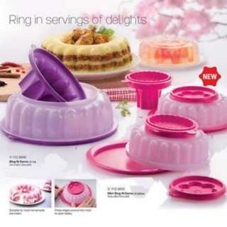 Tupperware Limited Edition Ring N Serve (1) 1.5L