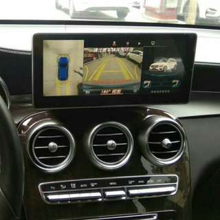 Mercedes CLA 10.2screen Android