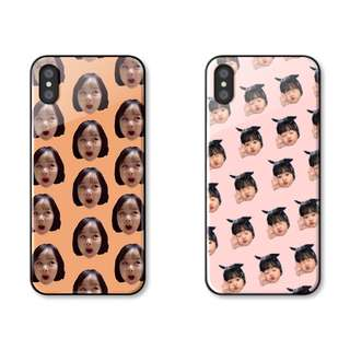 Korean Kwon Yuli Faces iPhone Casing Case