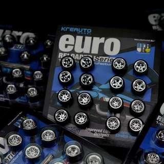 Kreauto euro reloaded and Atara 2.0