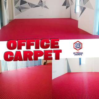 Best Office Carpet From Alaqsa Carpets Malaysia!