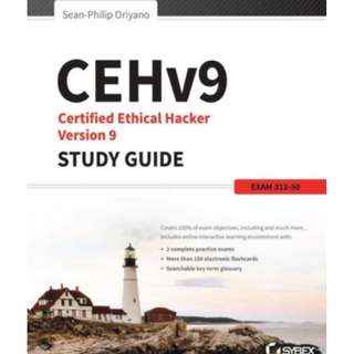 CEH v9: Certified Ethical Hacker Version 9 Study Guide (softcopy)