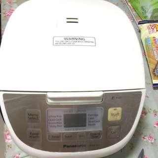 Rice Cooker  with Timer Panasonic SR-DE-103