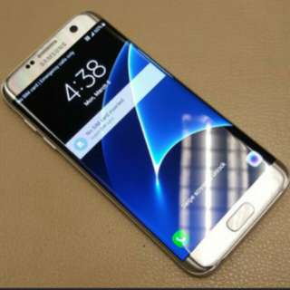 Samsung S7 edge galaxy mobile phone