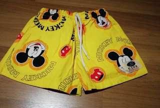 Mickey shorts
