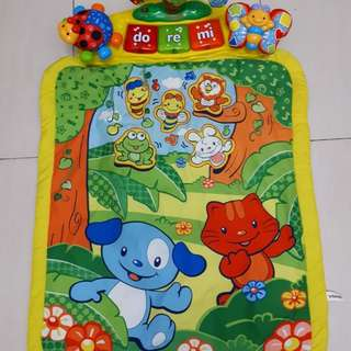 Vtech Baby Interactive Playgym