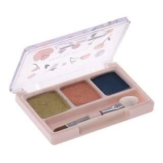 Fun Trio Eyeshadow - Green Forest