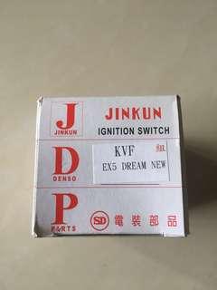 Kunci motor EX5 Dream (Ignition Switch)