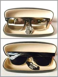 Silver Vans Sunglasses COD