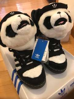 Jeremy Scott panda sneaker