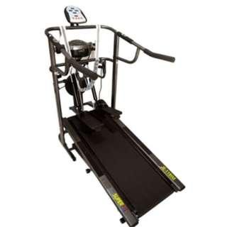Treadmill Elektrik 6 in 1 Hitam Multifungsi Spt Kettler Paling Laris