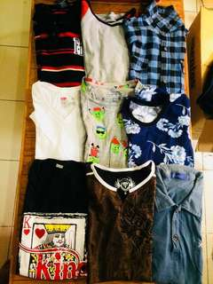 My husband's Preloved Clothes 💖💖
