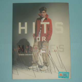 Edison Chen Hits Or Misses CD
