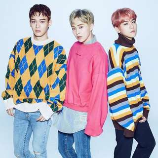 EXO CBX Mini Vol 2