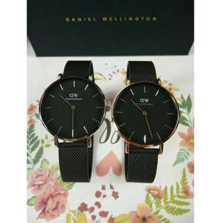 DW丹尼爾惠靈頓時尚手錶二個九折