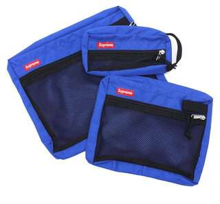 Supreme Mesh Organisers SS15 Royal Blue