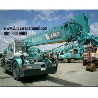 Sewa Crane 45 Ton Gresik